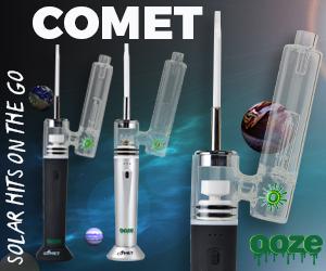 Ooze Comet Ad