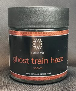Ghost Train Haze