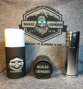 Nomad grinders