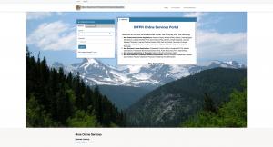 IDFPR portal