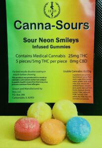 Canna-Sours Gummies
