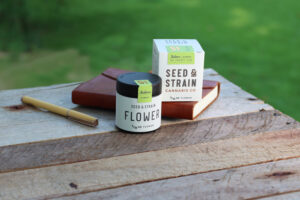 Seed & Strain brand