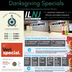 Danksgiving Specials