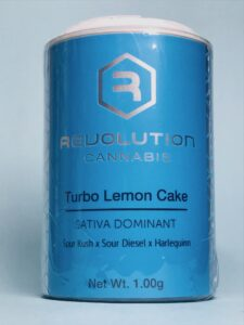 Turbo Lemon Cake