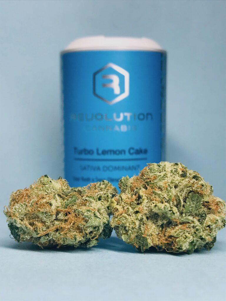 Turbo Lemon Cake by Revolution
