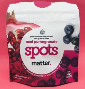 Spots Sour Gummies