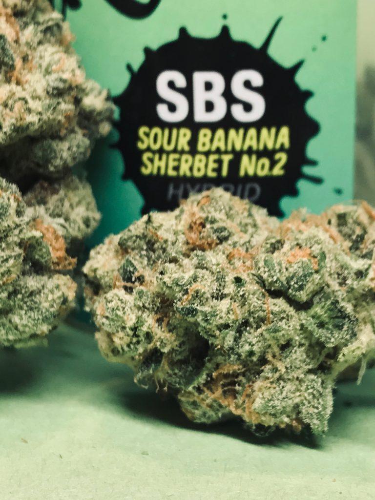 Sour Banana Sherbet #2