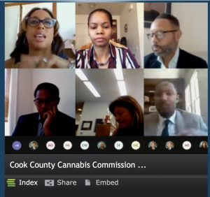 Cook County Cannabis Commission