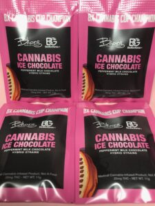 Bhang Ice Chocolate