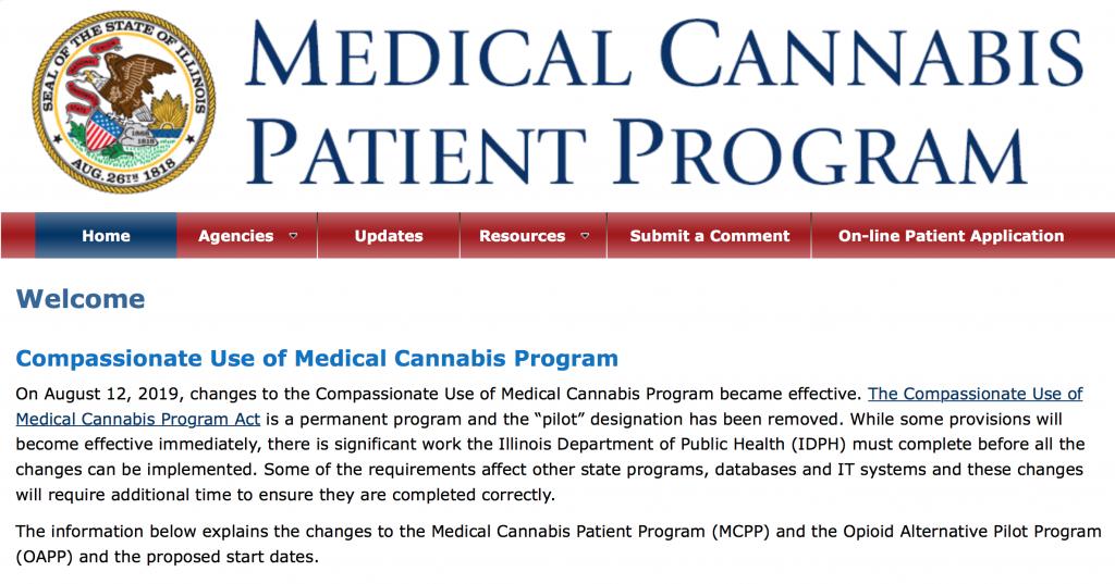 medical cannabis sales