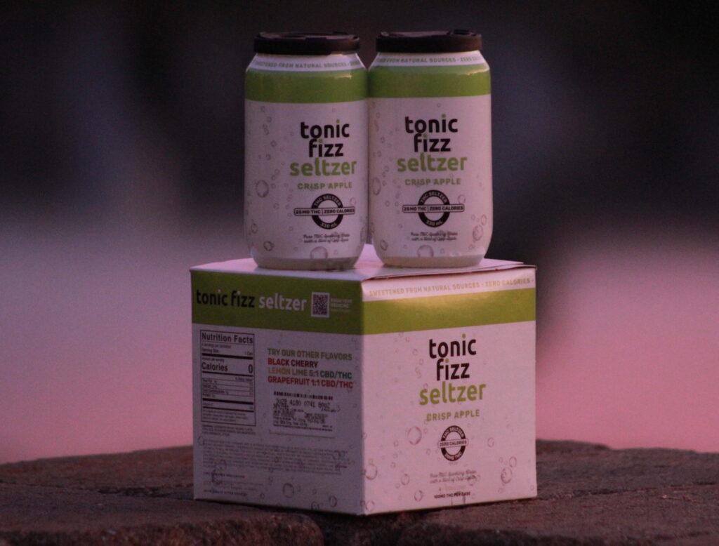 Crisp Apple Tonic