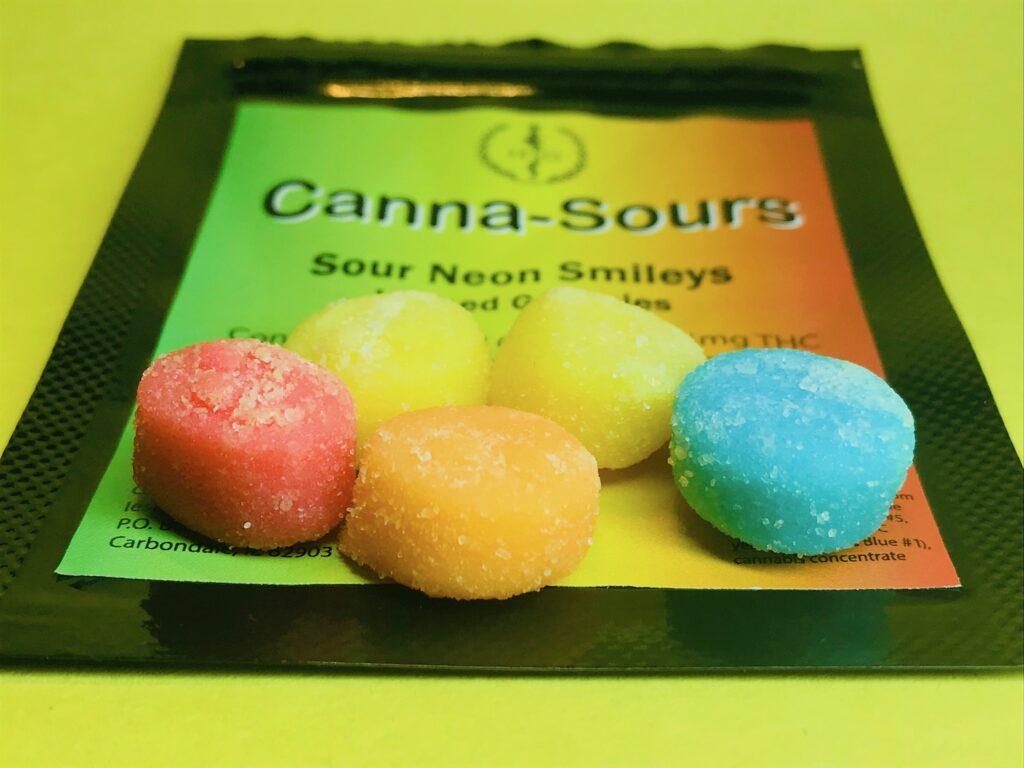 Canna-Sours Gummies