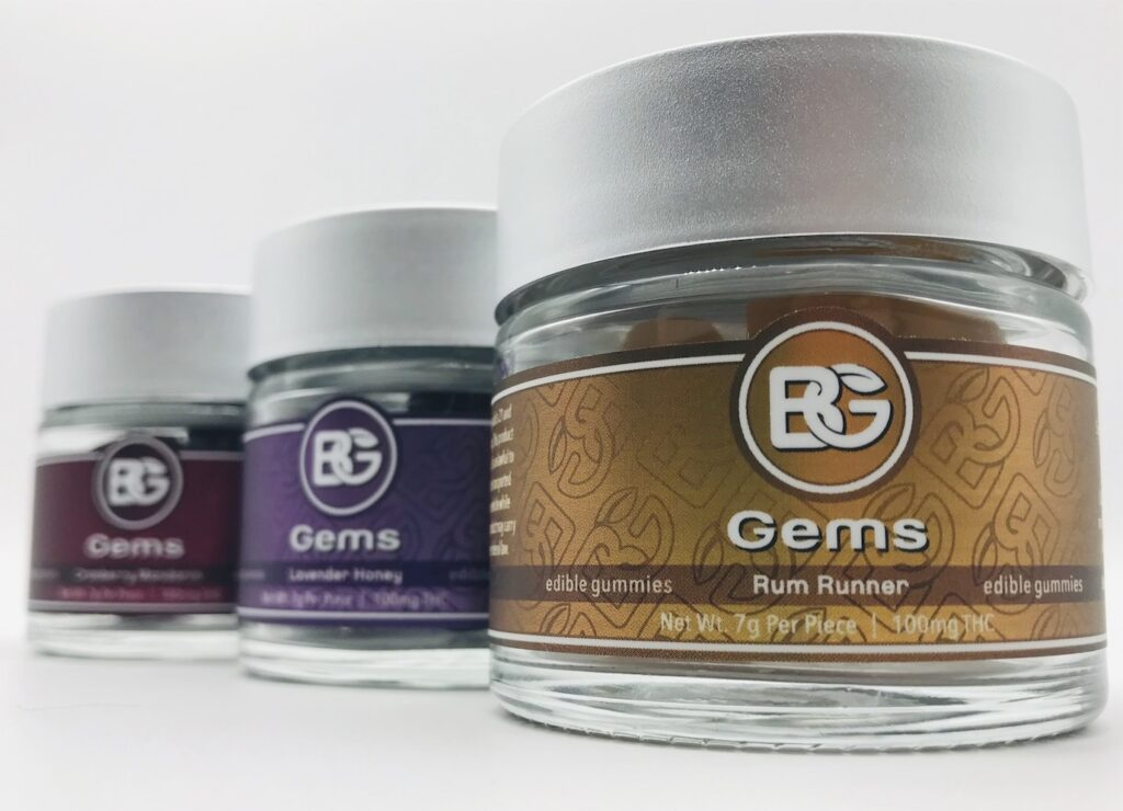 Gems Gummies by Bedford Grow