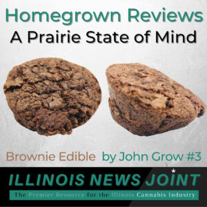Brownie Edible by John Grow #3