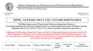 Dispensary list
