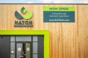 Hatch Wheeling adult-use only dispensary