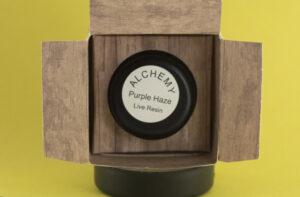Purple Haze Live Resin Alchemy