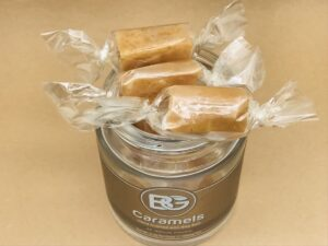 Caramels by Bedford Grow