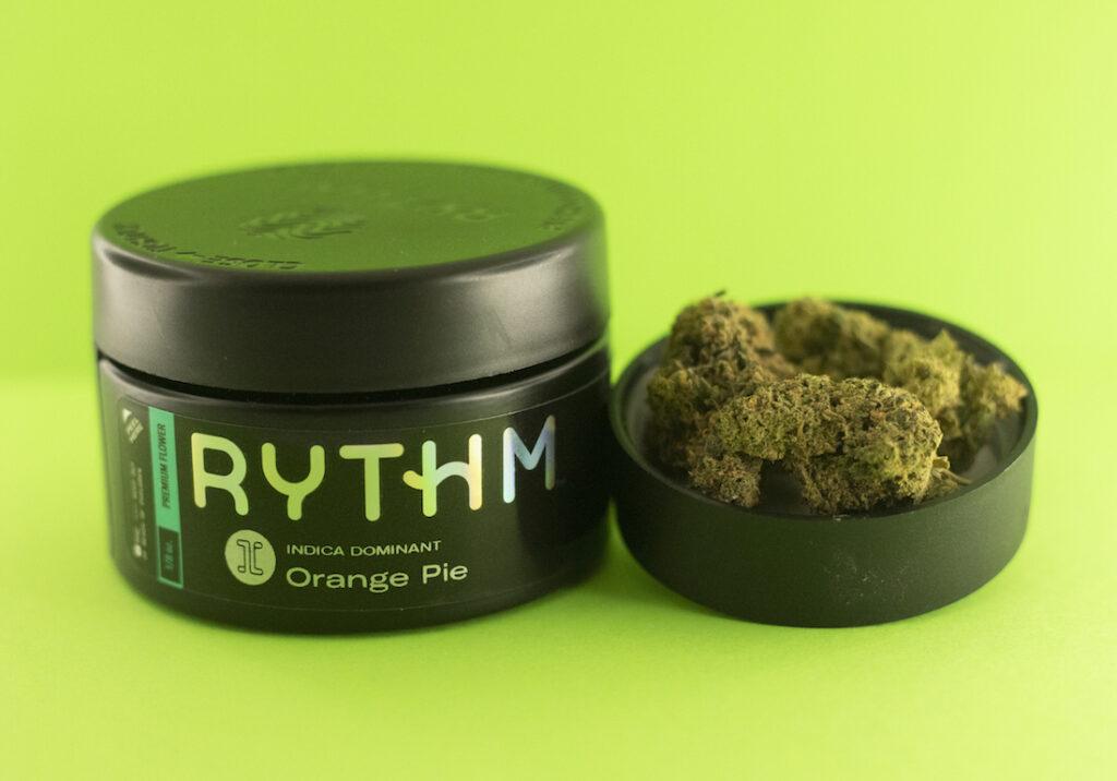 Orange Pie by Rythm