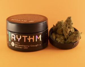 Strawberry Cough X Slimer OG by Rythm