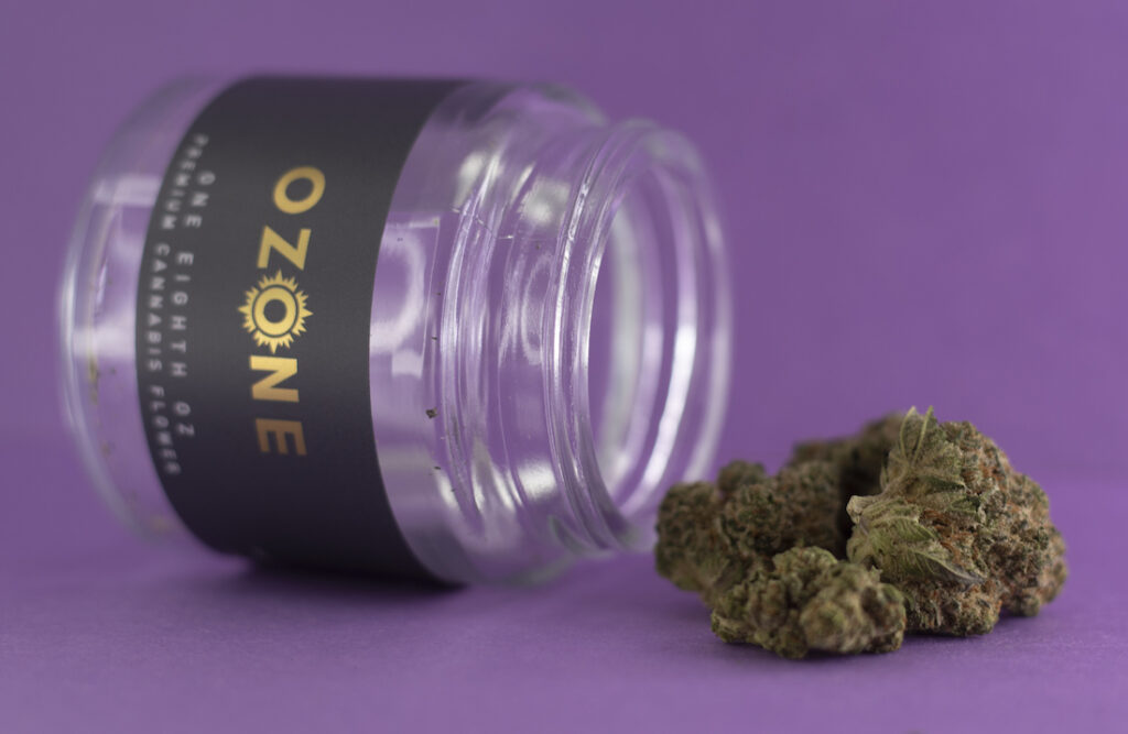 Lotus Kush by Ozone