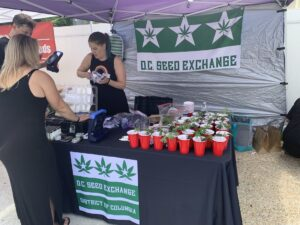 D.C. Seed Exchange